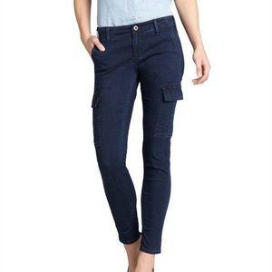 AG Soft Tyler Skinny Cargo Jeans